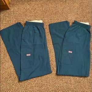 Cherokee workwear scrub pants